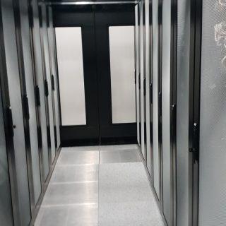 Instalacja serwerowa w Data Center IQ PL Sp. z o.o.